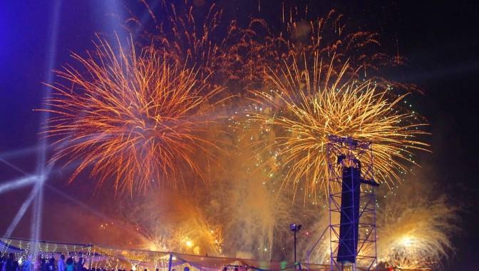 Lagos Countdown 2014