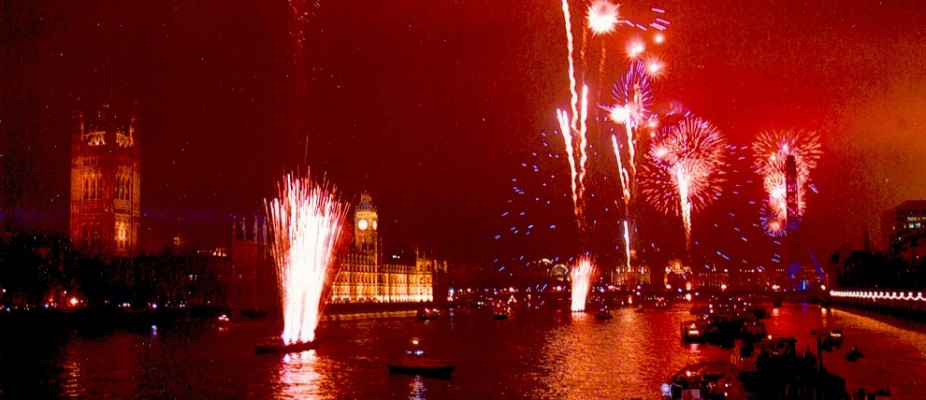 London Millennium Celebrations