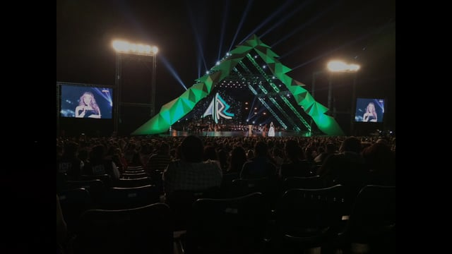 Cedars International Festival, Arez, Lebanon